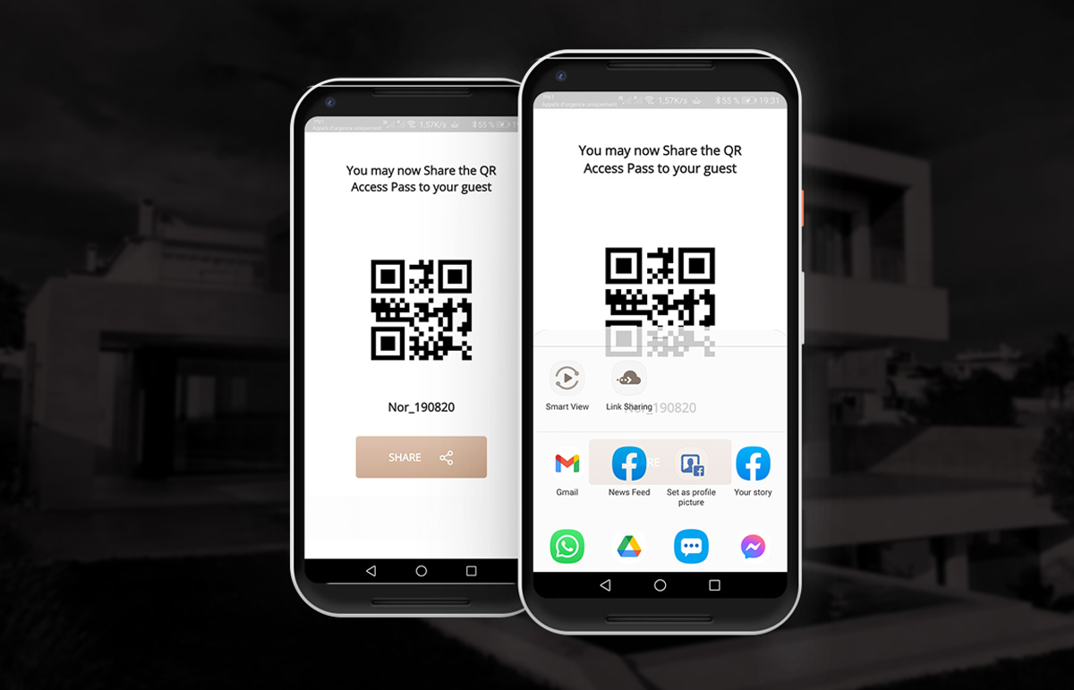 Mobile App: Access One