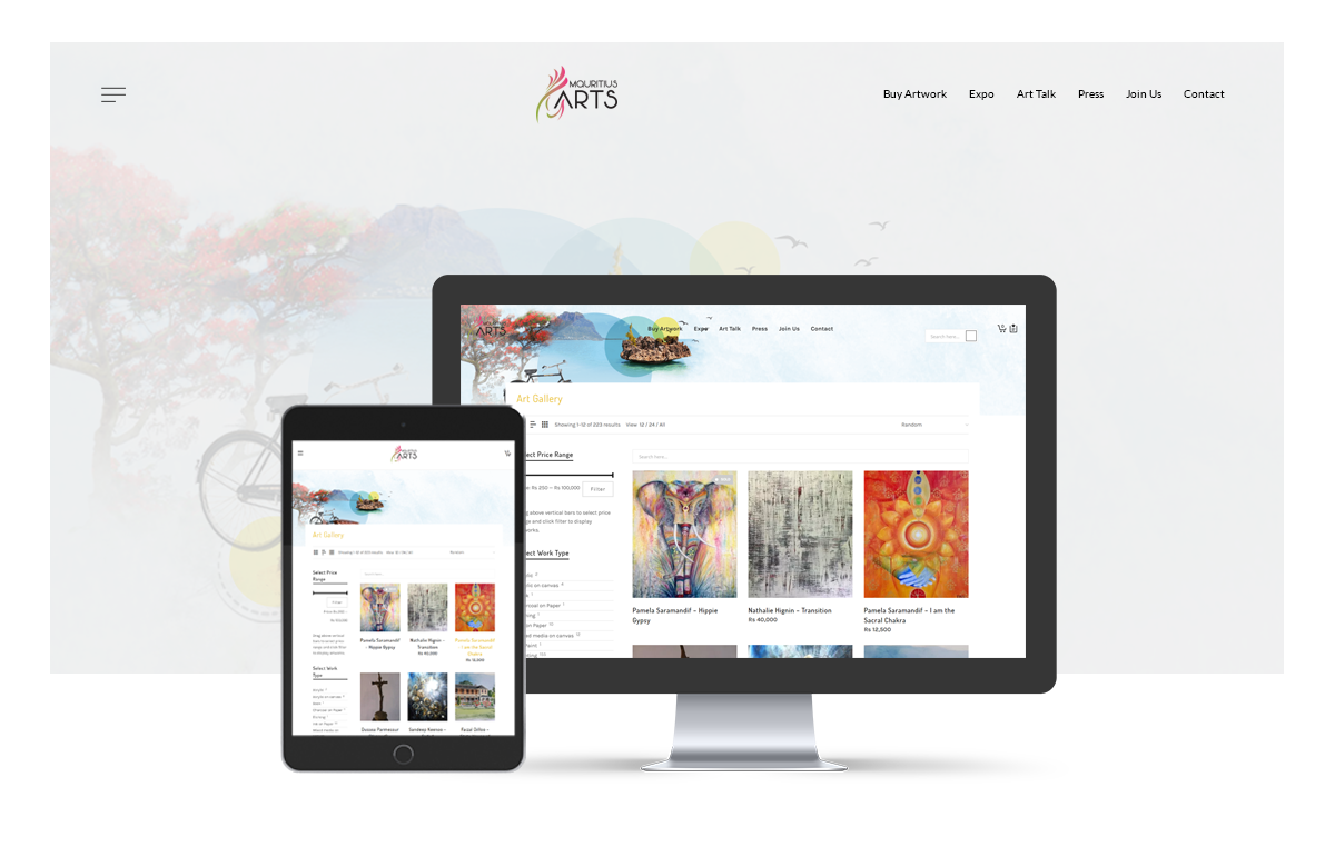 Mauritius Arts
