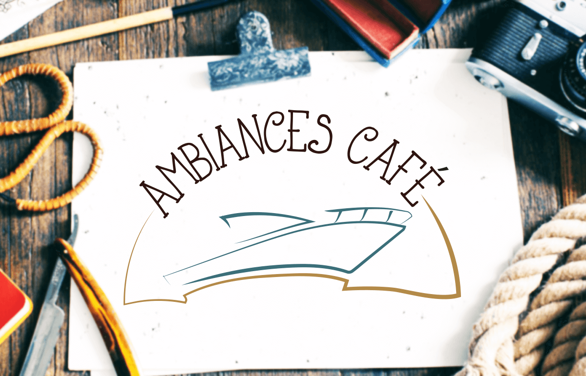 Ambiances Cafe-Branding