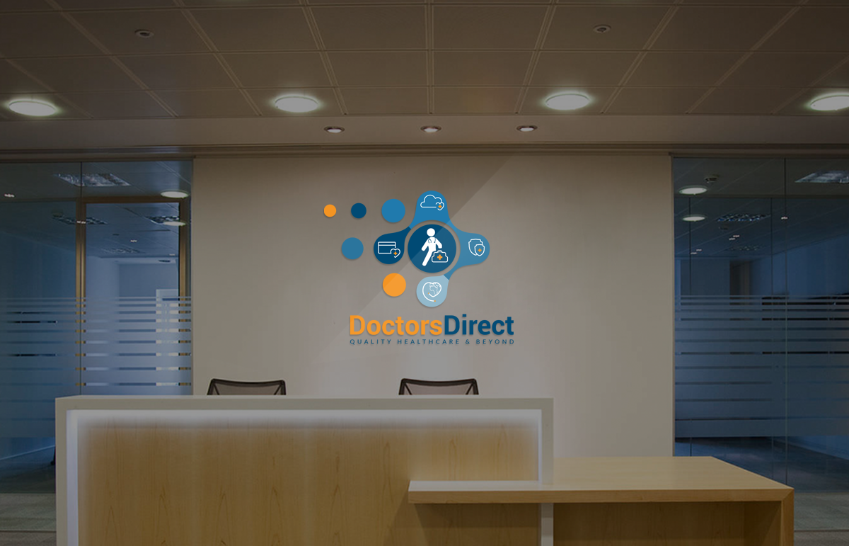 Doctors Direct-Branding