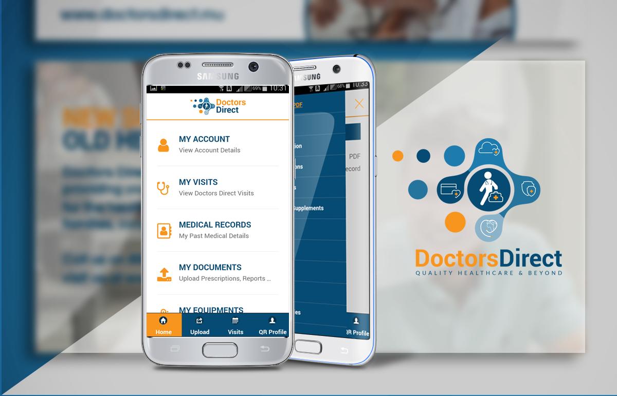 Mobile App: Doctors Direct