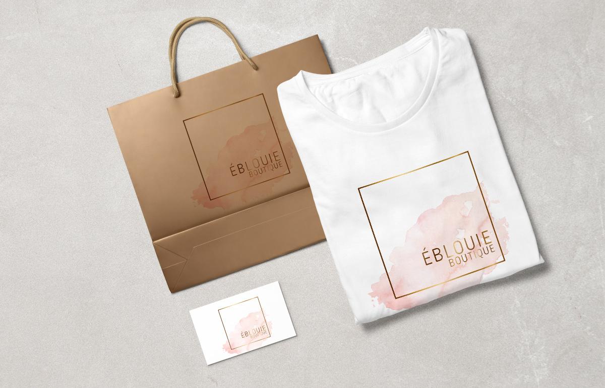 Éblouie Boutique-Branding