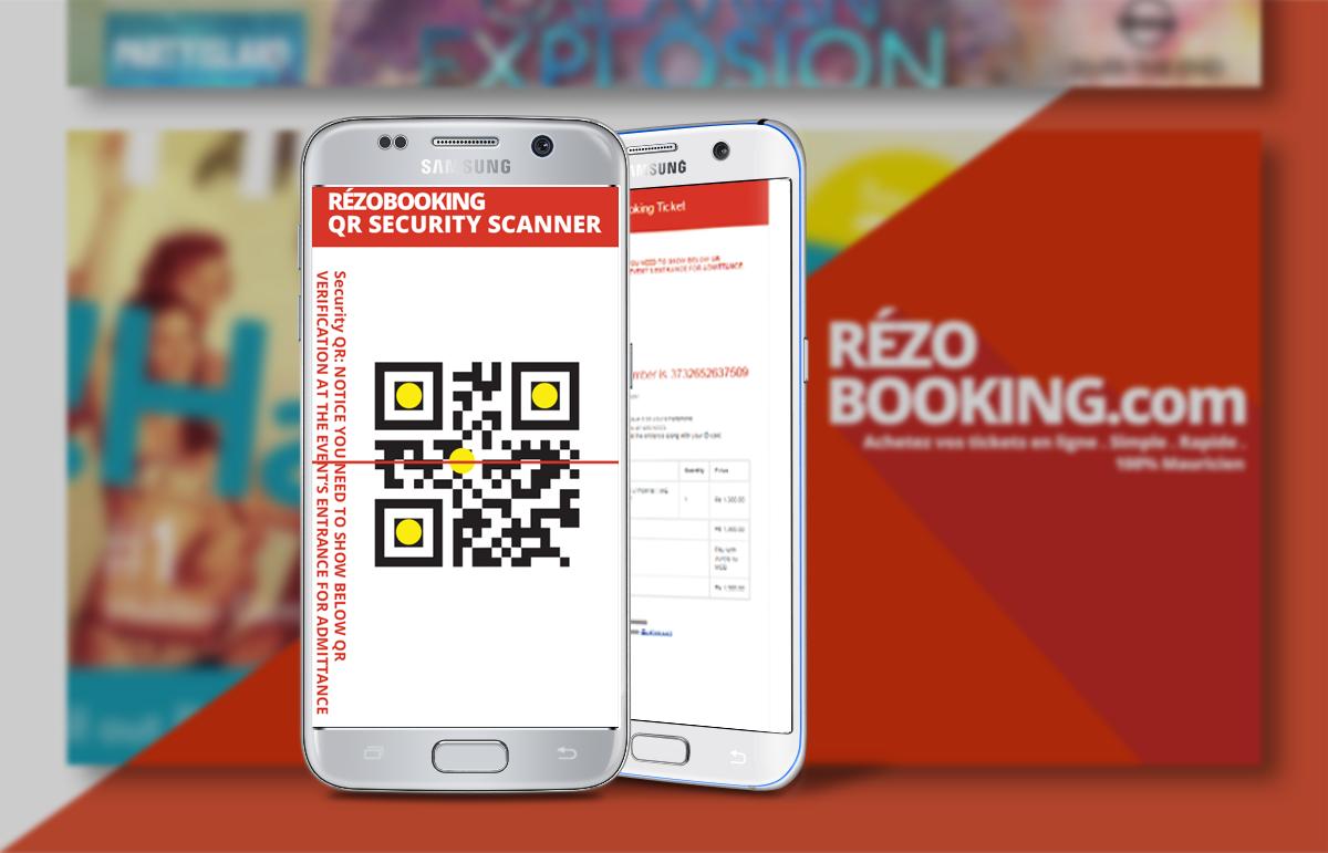 Mobile App: RézoBooking