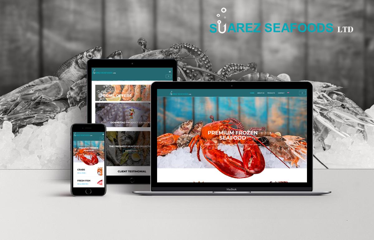 Suarez Seafoods Ltd